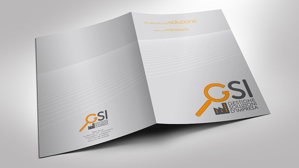 Brochure aziendale G.S.I. Srls