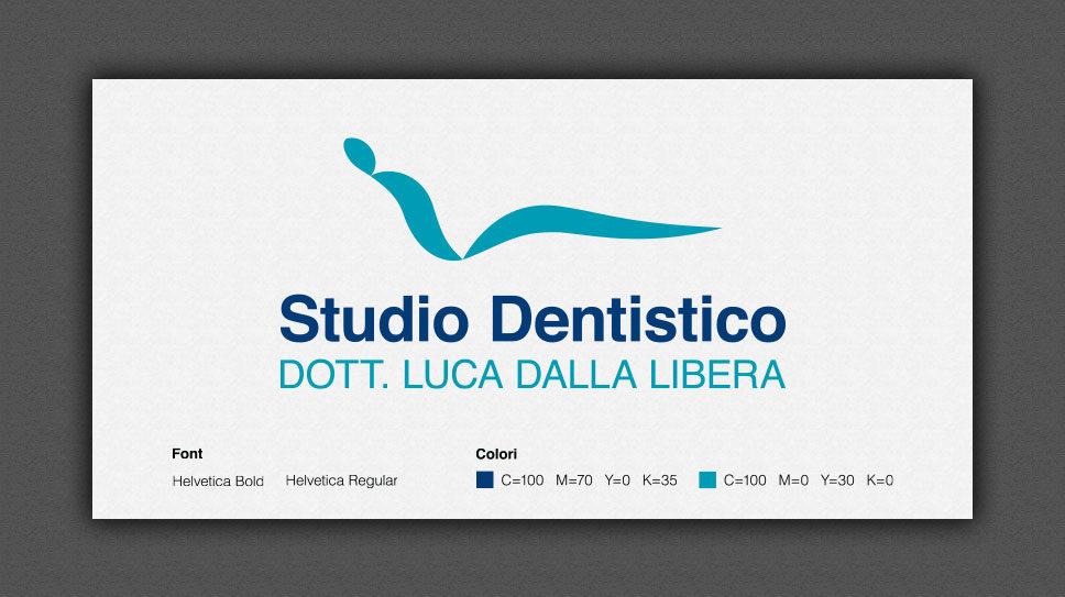 realizzazione logo per libero professionista per studio dentistico