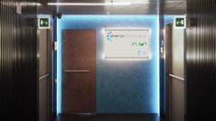 Insegna luminosa da interno a Padova per Enerco Distribuzione